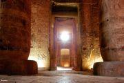 Dendera und Abydos Tempel