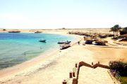 Sharm El Naga mit dem Kleinbus